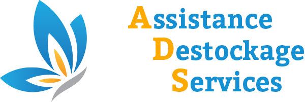 Assistance Destockage Services Retina Logo